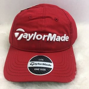 New TaylorMade Traditions Lite Adjustable Golf Hat